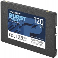 "SSD 120GB Patriot Burst Elite 2.5"" SATAIII TLC (PBE120GS25SSDR)"