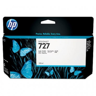 Картридж HP No.727 DesignJet T1500/T920 Photo Black, 130 ml B3P23A