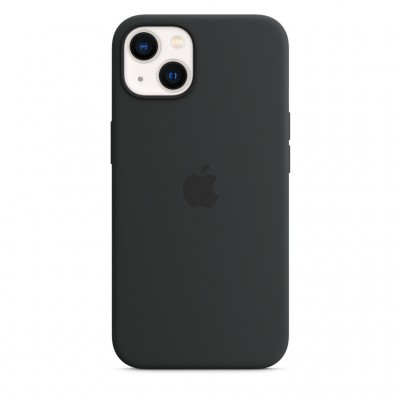 Чохол iPhone 13 Silicone Case with MagSafe Midnight, Mo (MM2A3ZE/A) Apple