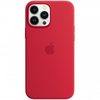 Чохол iPhone 13 Pro Max Silicone Case with MagSafe (PRO (MM2V3ZE/A) Apple