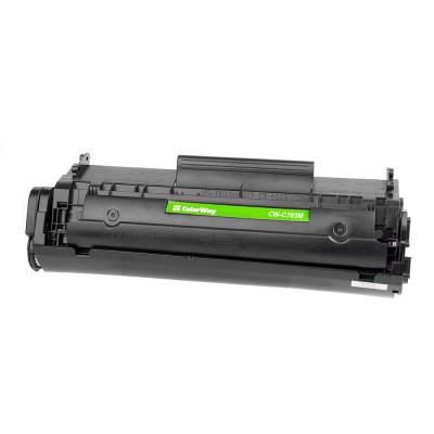 Картридж CANON  ColorWay для 703/FX9/FX10, HP Q2612A (CW-C703M)