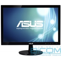 "Монітор Asus 19"" LED VS197DE 1366x768 200 cd/m2 5ms VGA TN+Film 16:9"