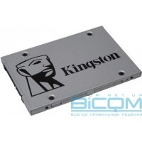 "SSD 2.5"" 120GB Kingston (SA400S37/120G) TLC  500 / 450 МБ/сек 1 млн. 40 TBW Гарантия 36 мес."