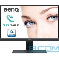 Монітор BENQ GW2280 Black 1920 х 1080 5мс VA, VGA, 2xHDMI, 60 Гц 16:9 Low Blue Light, Bright Intelligence, Flicker Free