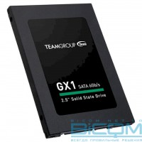 "SSD 2.5"" 120GB Team (T253X1120G0C101) TLC 500Mb/s, 320Mb/s"